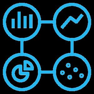 Metrics reporting icon